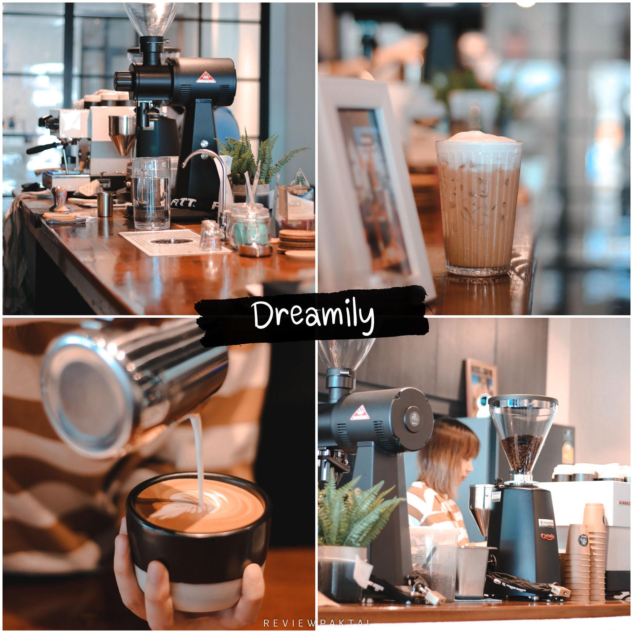 Dreamilycoffeebar -สายนั่งคุยกับเพื่อน-นั่งชิลเรื่อยๆได้ทั้งวัน-โทนร้านขาวดำบรรยากาศดี-กาแฟอร่อย-ต้องร้านนี้เลย ร้านกาแฟย่านเชิงทะเล-กาแฟดีงามใครสายกาแฟต้องไปลองข้างบนร้านเปิดเป็นโฮสเทลด้วยร้านตกแต่งโทนสีดำ-ปูนเปลือยบรรยากาศดีมาก-มี2ชั้น-ที่นั่งรอคิวก็เยอะ-แต่ก็ค่อยนานก็ได้ของที่สั่งแล้ว  ภูเก็ต,คาเฟ่,ที่เที่ยว,ร้านกาแฟ,เด็ด,อร่อย,ต้องลอง