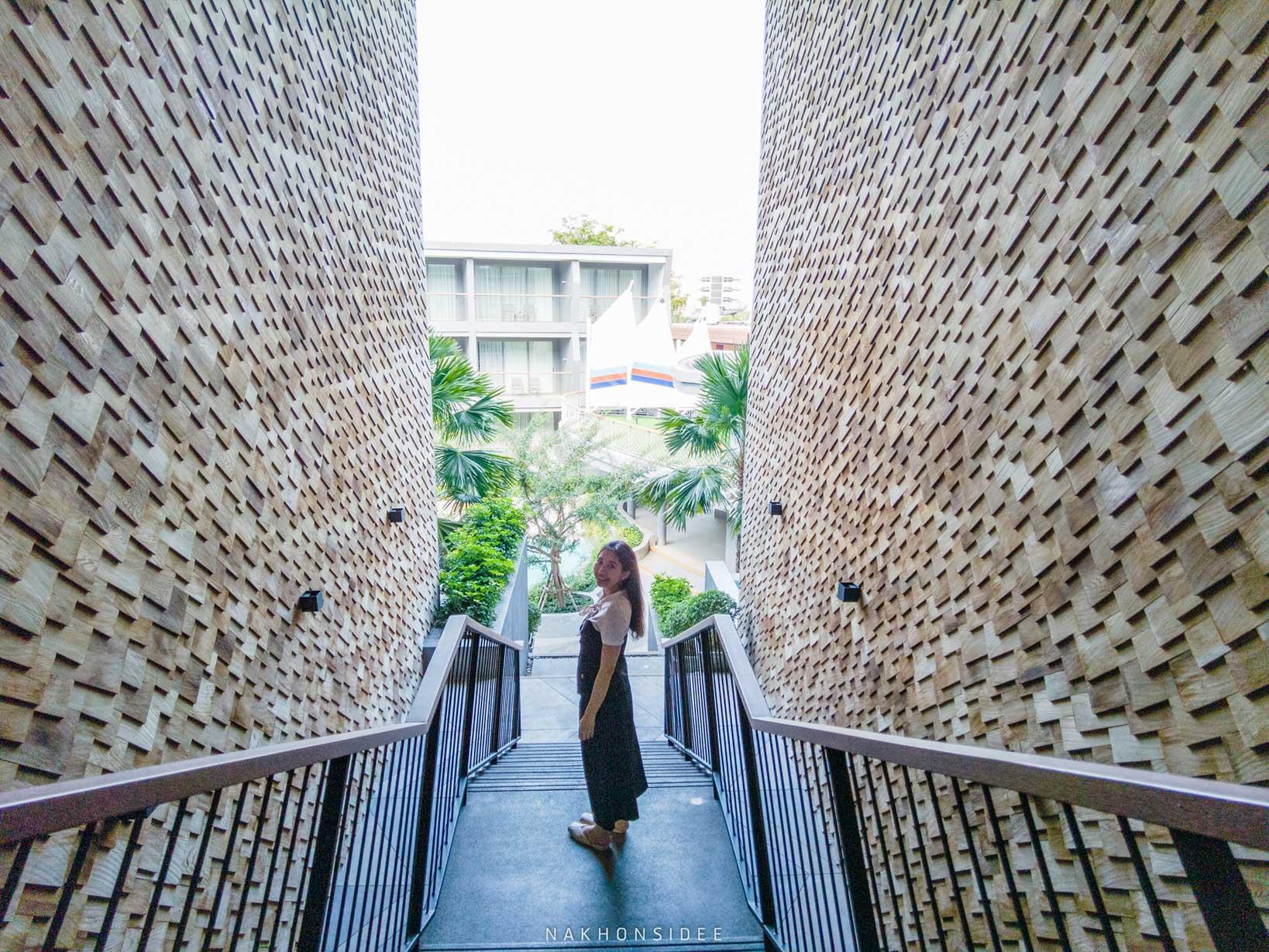 อันนี้ก็โซนถ่ายรูปปังงง  thesis,kata,ที่พักภูเก็ต,phuket,หาดกะตะ,เดอะซิสภูเก็ต