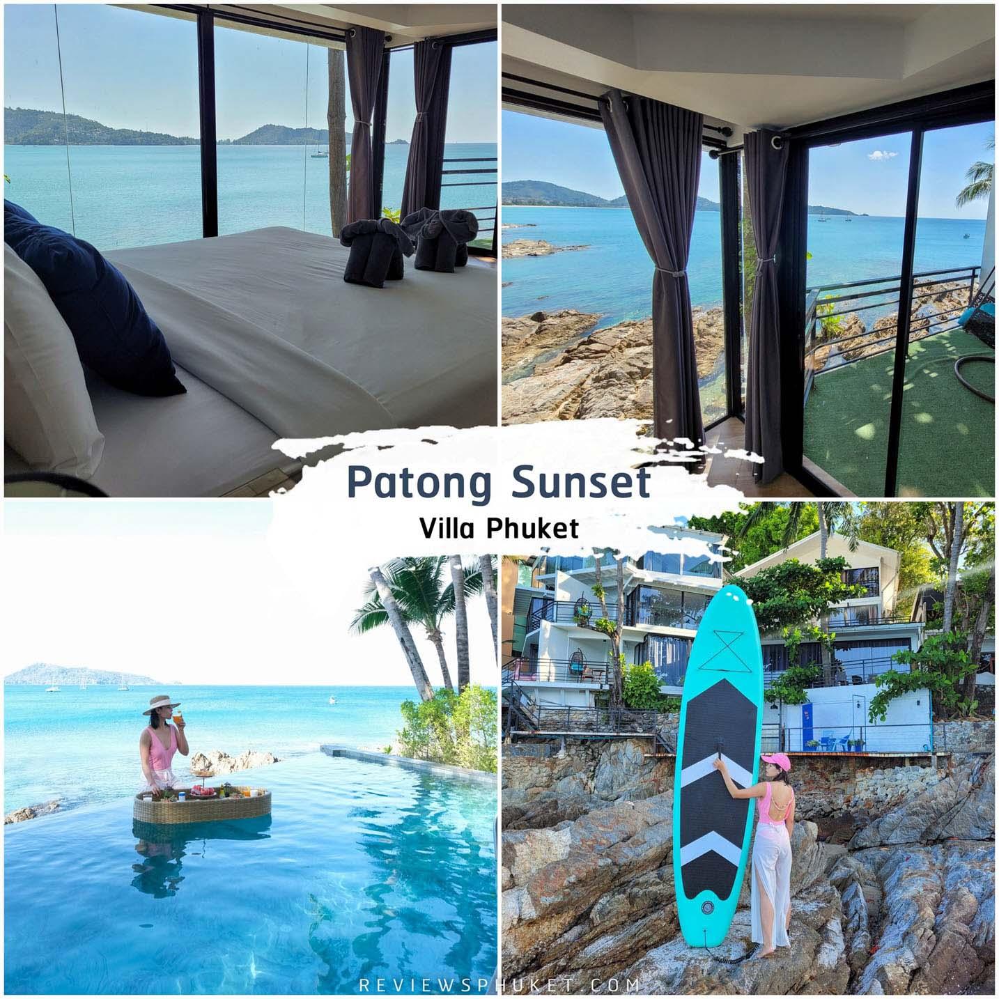 Patong Sunset Villa