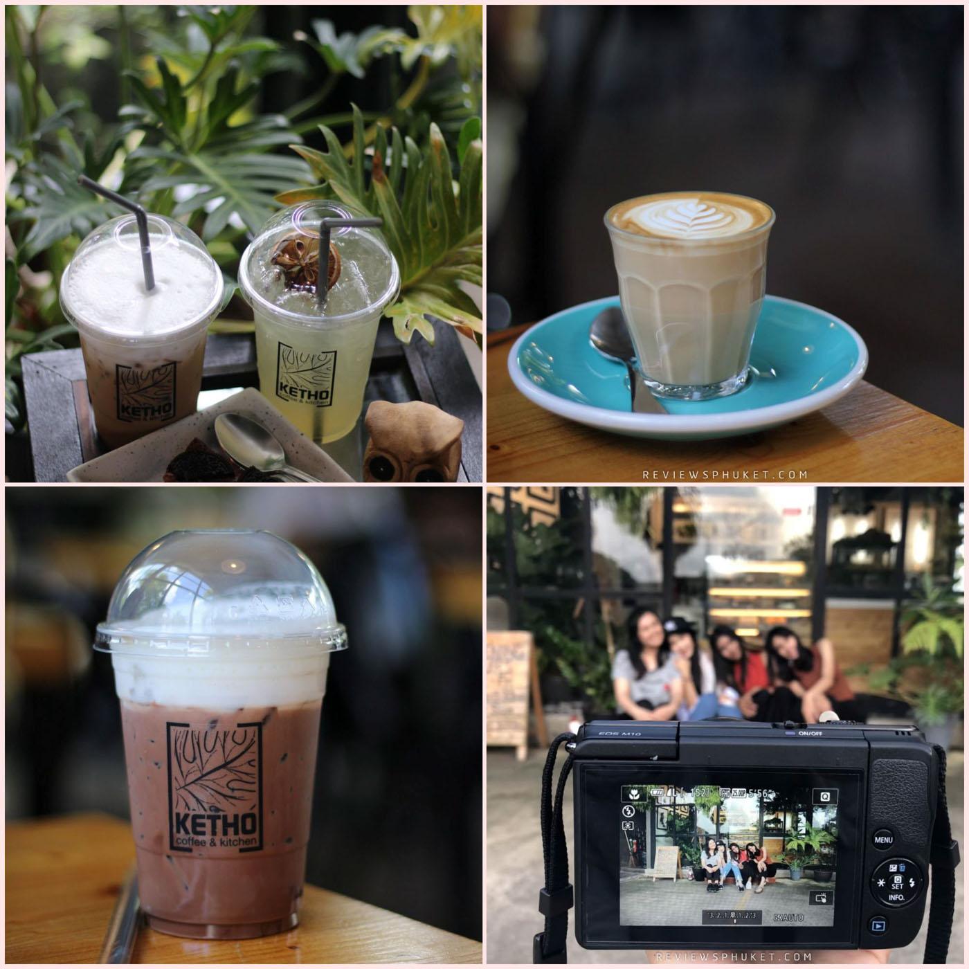 ปักหมุดเช็คอิน เก็ตโฮ่ คอฟฟี่ แอนด์ คิชเช่น แวะดื่มกาแฟถ่ายรูปสวยๆกันก่อนไหม