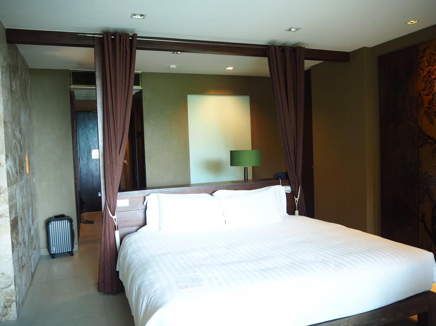 บรรยากาศห้องพัก ห้องพักสบายๆ-มีหลากหลายแบบหลายสไตล์ให้เลือก sunsuri,ที่พักภูเก็ต,สันติ์สุริย์