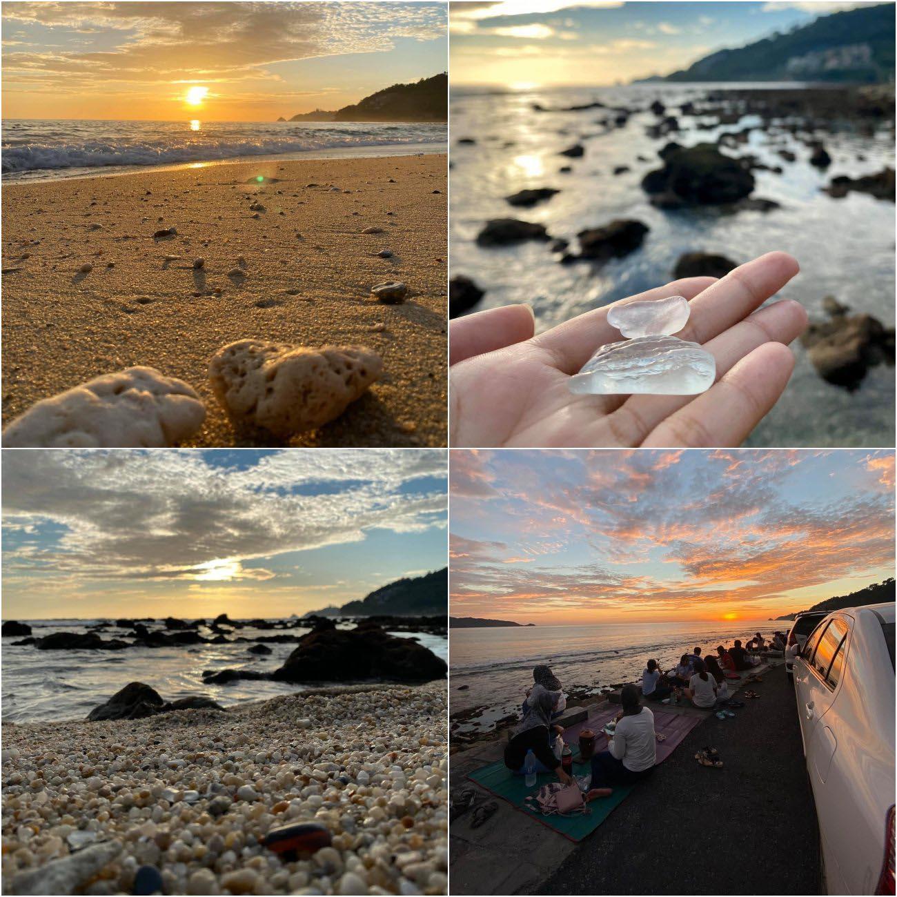 หาดกะหลิม ภูเก็ต หาดเล็กๆ ที่มีหาดทรายสลับกับโขดหิน พลาดไม่ได้แล้วพกกล้องไปเก็บภาพกันเลย
