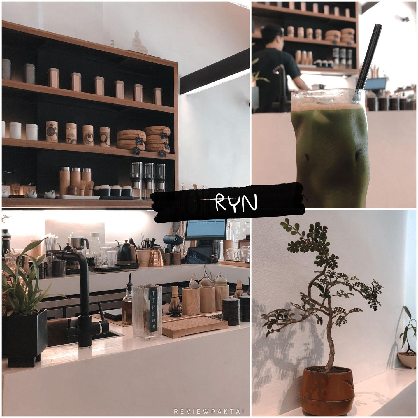 ร้านสไตล์ญี่ปุ่นในภูเก็ตต้องร้อน Ryn-Authentic Tea & Slow Drop Coffee เหมาะกับการเช็คอินเป็นที่สุดดดด