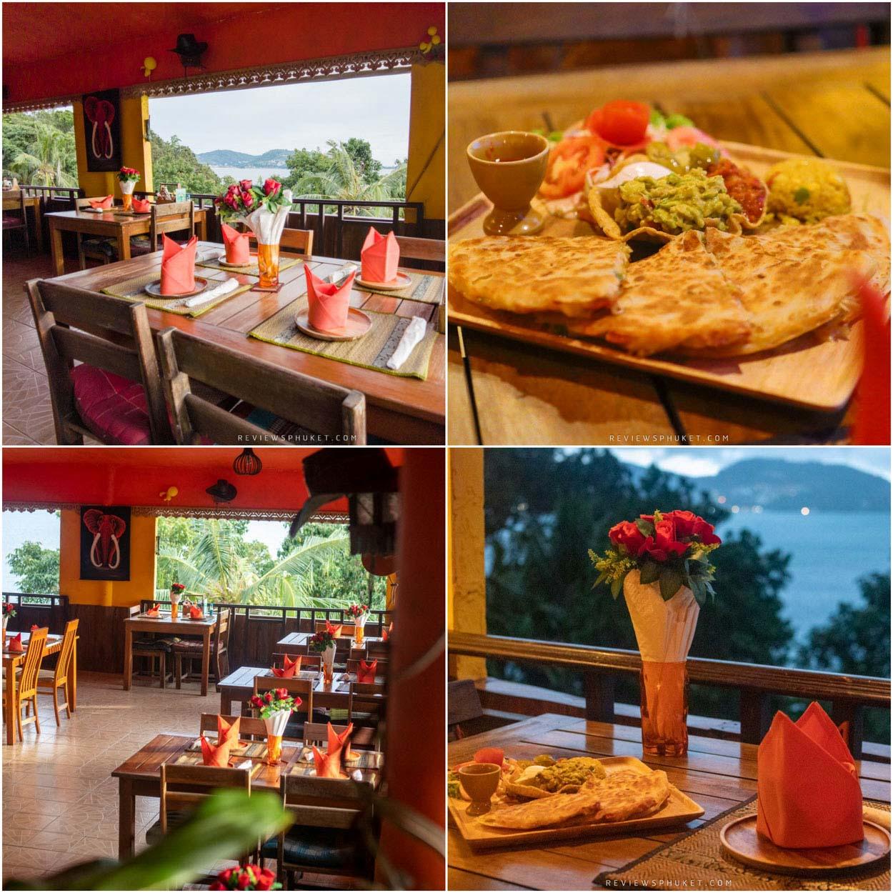 Salsa Mexicana Patong จุดเด่นคือร้านอาหารเม็กซิกันที่หาทานยาก บอกเลยว่าเด็ด
