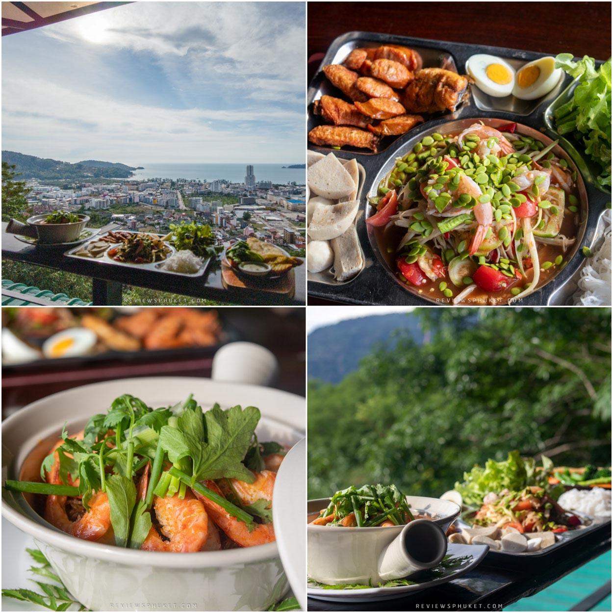 Patong Sunset View Restaurant ร้านอาหารเด็ดภูเก็ตป่าตอง ที่สุดแห่งวิวพระอาทิตย์ตกแห่งป่าตอง บอกเลยว่าสวยมากก